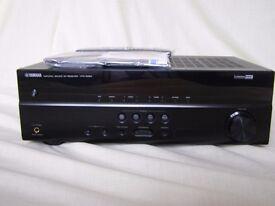 Yamaha surround amp