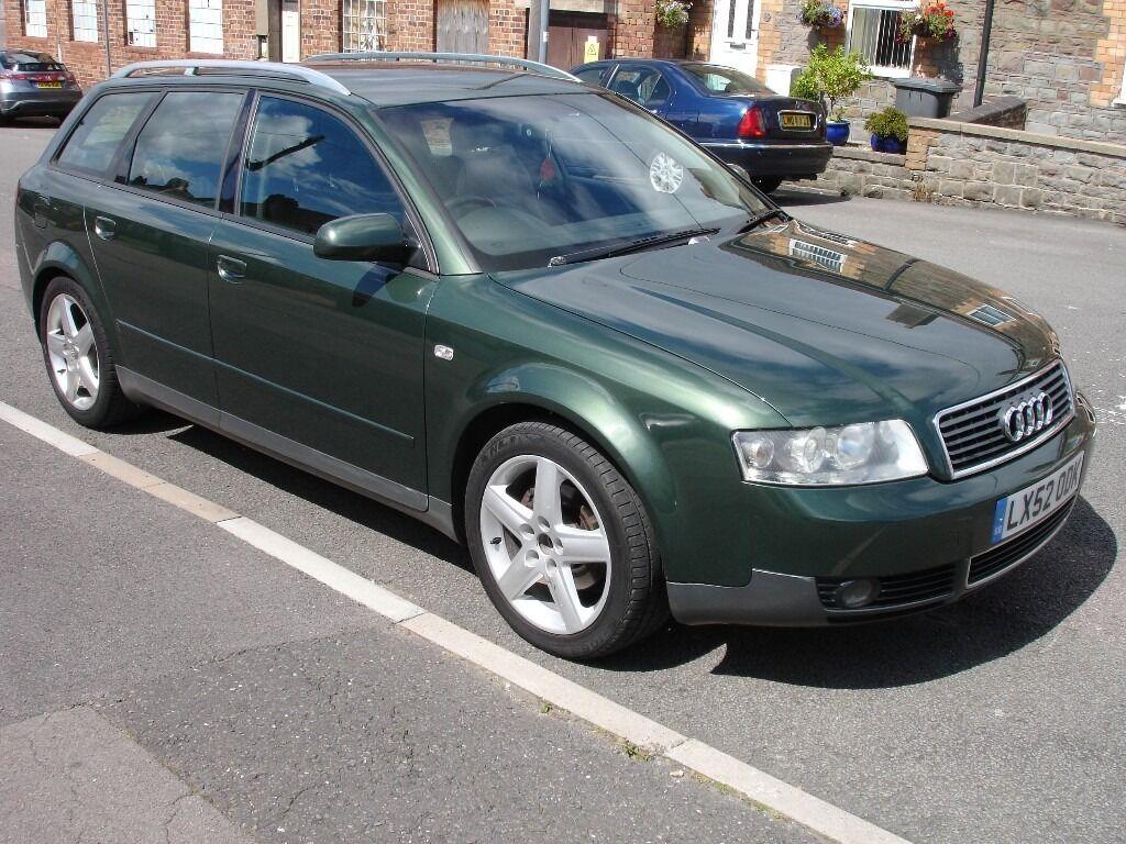 Audi A4 1 9tdi Manual