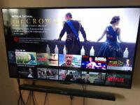 Panasonic TX-40CX400B 4K 3D TV