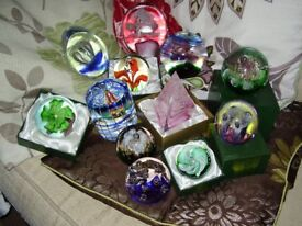 Glass Paper Weights