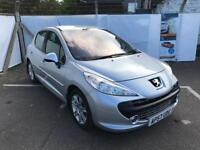 Peugeot 207 1.6 Hdi Sport 5 Door *1 Former Keeper* £30 A Year Rd Tax, 60 Mpg 3 Month Warranty