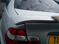 Bmw e46 trunk wing