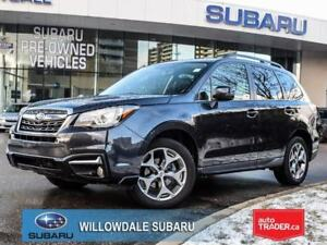 2018 Subaru Forester 2.5i LIMITED|SUNROOF|BLUETOOTH|NAVI|LEATHER