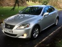 Beautiful Lexus IS diesel full stamped history mot smooth car you won't fault it driving