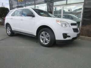 2011 Chevrolet Equinox 2.4L AWD W/ ALLOYS PWR GROUP TRACTION CON
