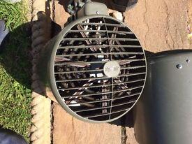 Electric fan heaters Gel-xpelair x 2