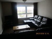 Two bed furnished flat extremely spacious newly decorated