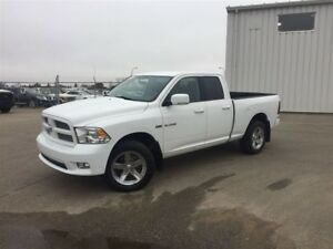 2010 Dodge Ram 1500 Sport 4x4 - heated/cooled seat