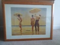 Jack Vettriano Framed Picture