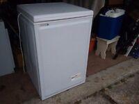 Norfrost chest freezer 102litre capacity