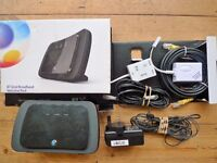 BT Home Hub 3 type A & all accessories