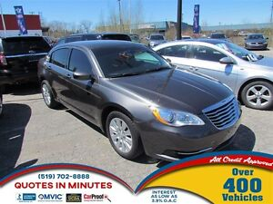 2014 Chrysler 200 LX | CLEAN | MUST SEE