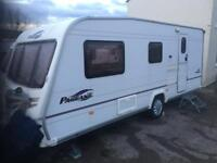 Bailey Pageant 4 Berth 2005 With Full Awning