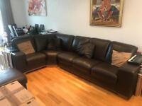 Corner Sofa and 3 seater set