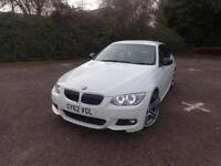 BMW 3 Series 320d Sport Plus Edition (white) 2012