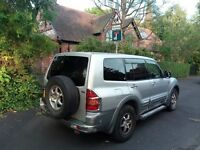 Mitsubishi Pajero Exceed 3.2 Di-d Diesel 2001 Fully Loaded 4X4 7 Seater