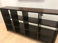 Bookcase - Solid Indonesian dark wood
