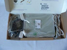 Wireless Thomson Router Box - New