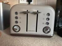 Toaster Marphy Richards - 4 slices