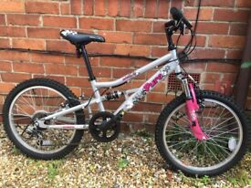 Apollo Pure 20 inch, Bicycle - hardly used