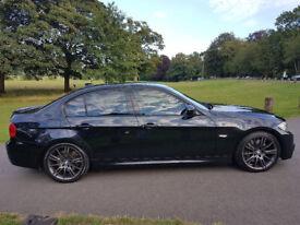 Black 201o BMW 335d M Sport