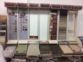 Many different Carpet samples for free