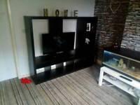 Large IKEA TV storage unit