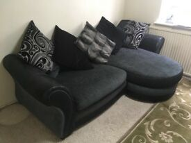 A lounger sofa for sale