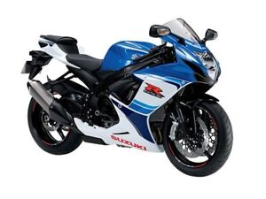 2016 Suzuki GSX-R600 5 Yr Warranty & $500 Gas Card.