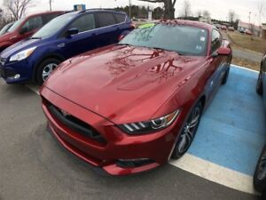 2017 Ford Mustang Coupe GT - NAV  - Heated Seats