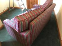 Sofa bed - don't tell the dog!