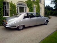 Hire Cheapest Old Stunning Vintage Car For Special Occasions / Wedding / Birthday / Limo / Limousine