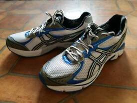 Asics Gel GT2160 mens running shoes size 10