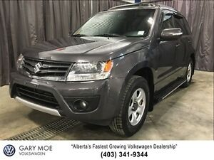 2013 Suzuki Grand Vitara With Remote start and Hitch!