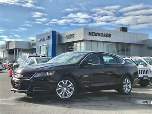 2017 Chevrolet Impala 1LT LT 1LT, Alloys, Pwr Grp, One Owner,...