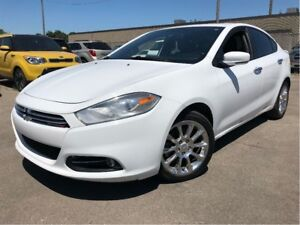 2013 Dodge Dart Limited MOONROOF LEATHER NEW TIRES