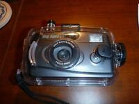 Snap Sights 35mm Camera with 30m/100ft Waterproof Case