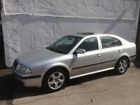 Skoda Octavia tdi , full years mot , fully serviced