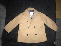 3 Baby boys jackets 9-12months