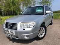 2005 55 SUBARU FORESTER 2.0 ESTATE - *FEBRUARY 2019 M.O.T* - GOOD EXAMPLE