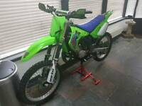 2006 kx125 px swap offers