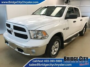 2016 Ram 1500 Outdoorsman Crew Cab- Backup Cam, Bluetooth!