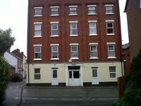 One bedroomed third floor flat at Eden Court, Oswestry