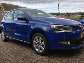 Lovely VW Polo 1.2 Petrol Match Special Edition