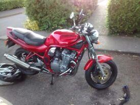 £1000 Suzuki Bandit 600n for sale