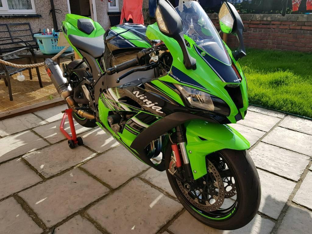 2016 Kawasaki ZX10R KRT Edition | in Newport | Gumtree