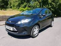 2010 Ford fiesta Edge 1.25 Petrol 60bhp 3drs, FSH only 67000 Miles and HPI CLEAR