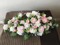 Selection Of Artificial Wedding Flowers + Accessories
