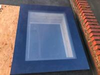 Glass Flat roof Skylights