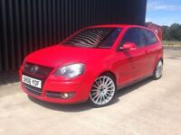 2006 Volkswagen Polo 1.8 Turbo GTi LOW Mileage, Service History &Receipts, 2Keys, Finance Available